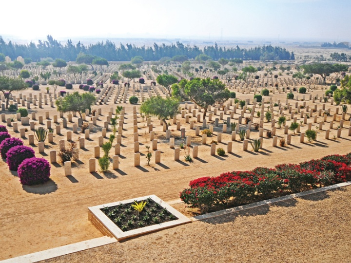 British-War-Memorial-Cemetary-El-Alamein